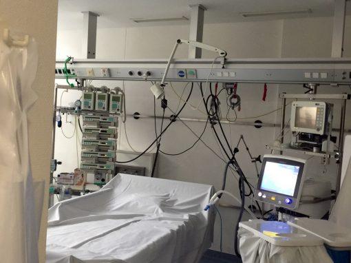 Neurologische Intensivstation, 2017