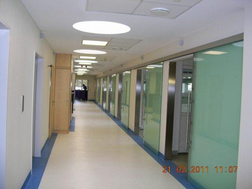 Zentrale Notaufnahme, 2011